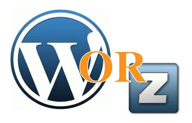 个人博客搭建 — wordpress还是zblog