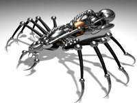 主题内容区域对蜘蛛的限制